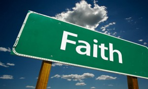Faith Roadsign
