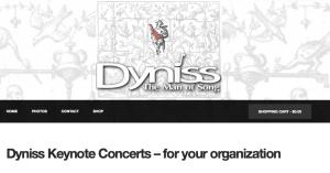 Dyniss Keynote Concerts
