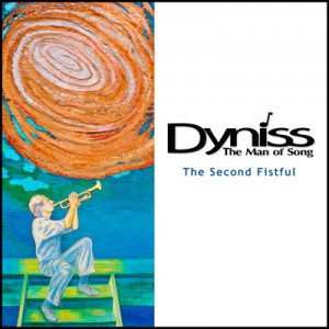dyniss the second fistful new album cover