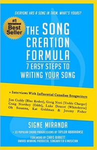 song songwriting music book review creation formula