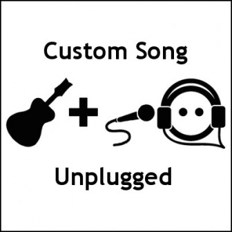custom song unplugged dyniss